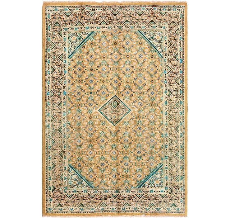 7' x 10' 3 Farahan Persian Rug