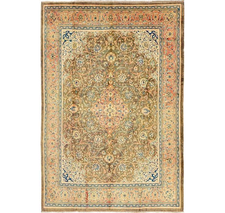 9' 9 x 14' Farahan Persian Rug