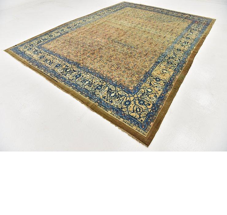 HandKnotted 9' 4 x 12' 8 Farahan Persian Rug