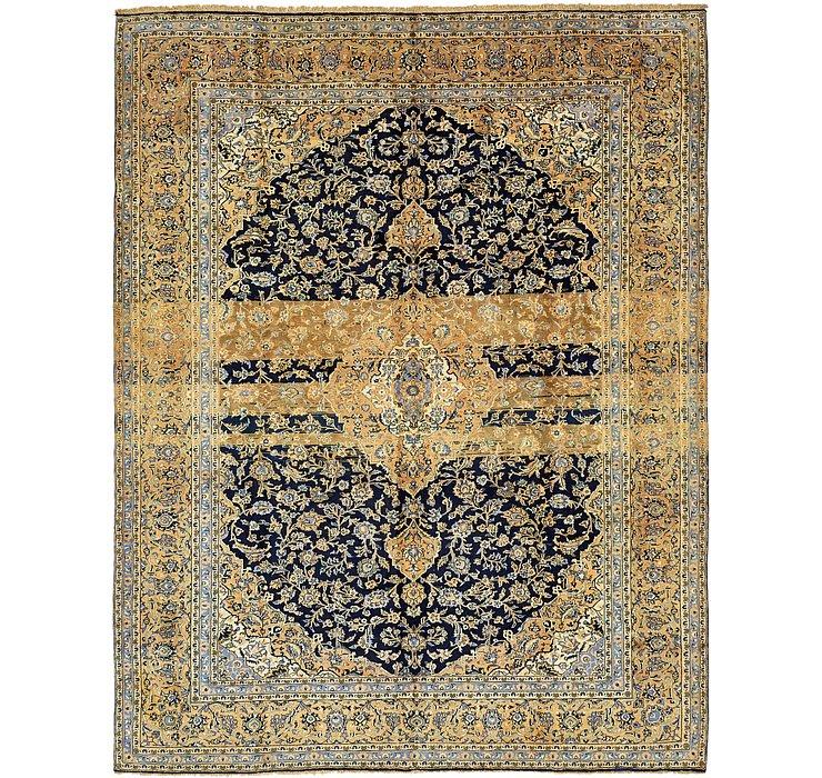 295cm x 378cm Kashan Persian Rug
