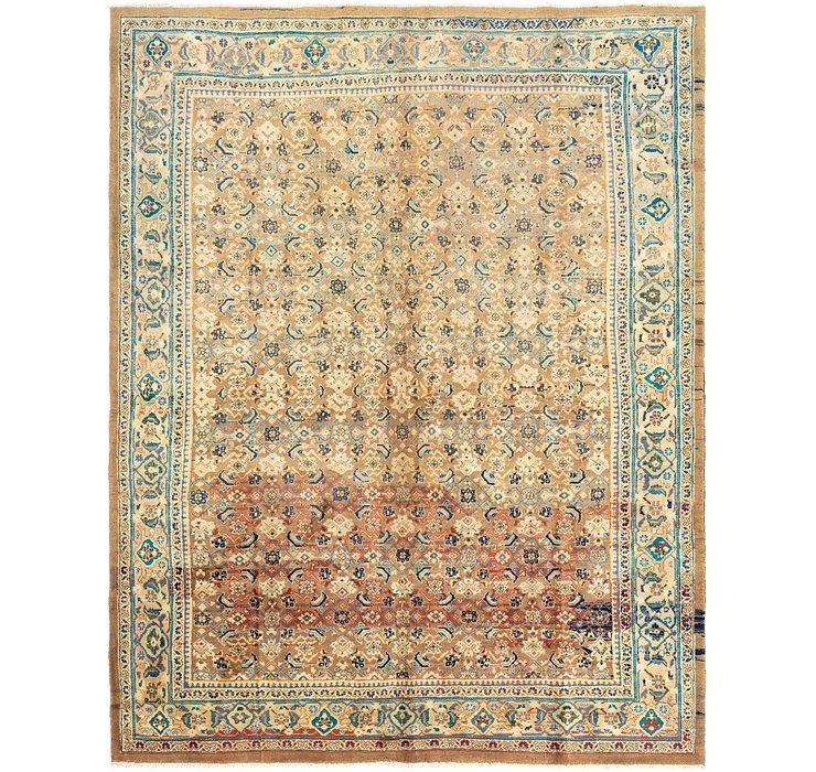 9' 9 x 12' 6 Farahan Persian Rug