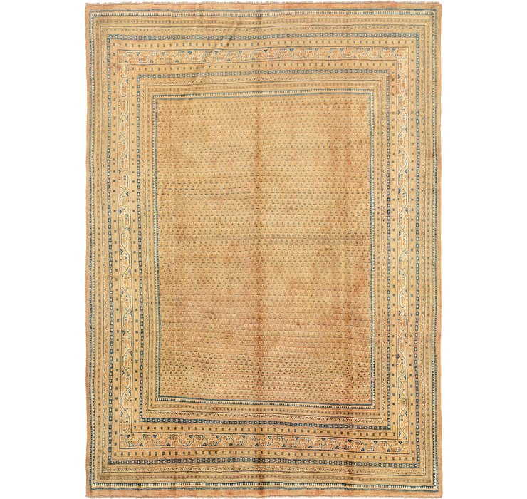 275cm x 373cm Botemir Persian Rug