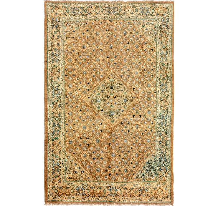 9' x 13' 7 Farahan Persian Rug