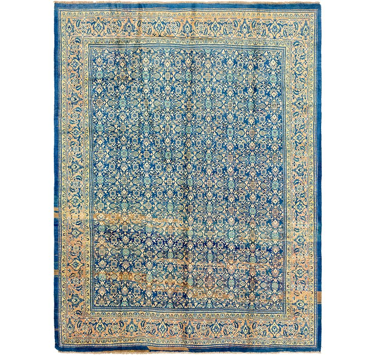 9' 10 x 12' 10 Farahan Persian Rug