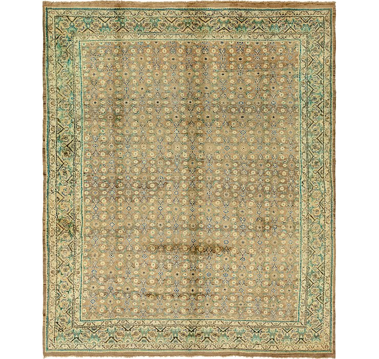 10' 3 x 13' 9 Farahan Persian Rug