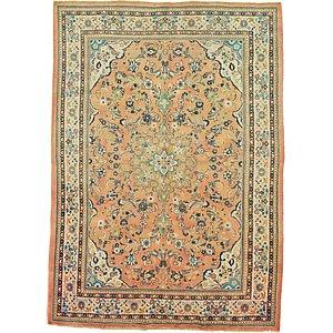 Oversized Orange Persian & Oriental  Rugs!