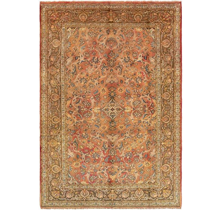 9' 10 x 14' 6 Isfahan Persian Rug