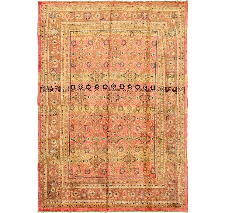 7' x 9' 10 Farahan Persian Rug