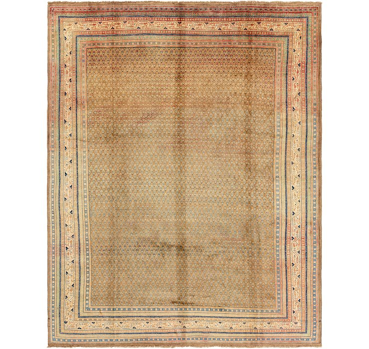 8' 9 x 11' 1 Botemir Persian Rug