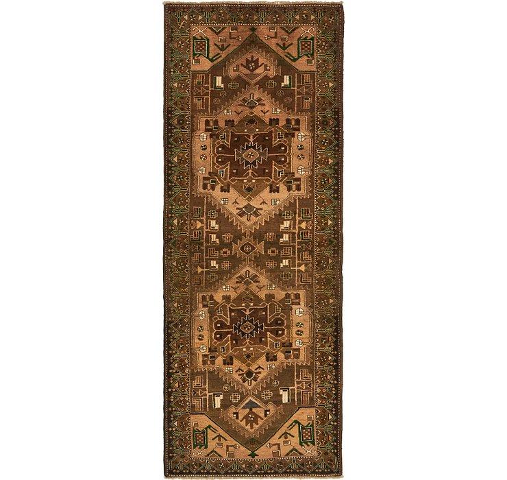 120cm x 312cm Saveh Persian Runner Rug