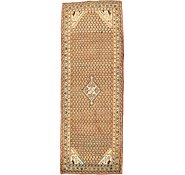 Link to 3' 9 x 10' 3 Farahan Persian Runner Rug