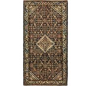 Link to 5' 6 x 10' 3 Hossainabad Persian Runner Rug