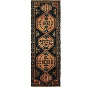 Link to 3' 5 x 10' 4 Mazlaghan Persian Runner Rug