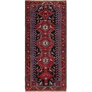 130cm x 297cm Saveh Persian Runner Rug
