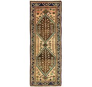 Link to 3' 3 x 9' 6 Khamseh Persian Runner Rug