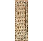 Link to 3' 5 x 10' 4 Farahan Persian Runner Rug