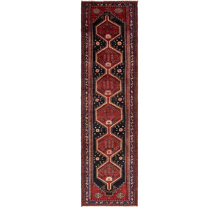 3' 6 x 13' 7 Saveh Persian Runner Rug