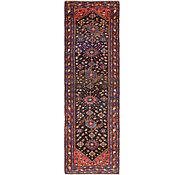 Link to 3' 5 x 11' 8 Hamedan Persian Runner Rug