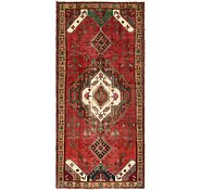 Link to 4' 6 x 9' 9 Hamedan Persian Runner Rug