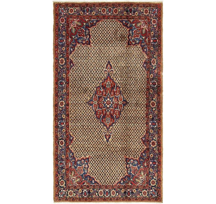 5' 4 x 10' 2 Koliaei Persian Rug