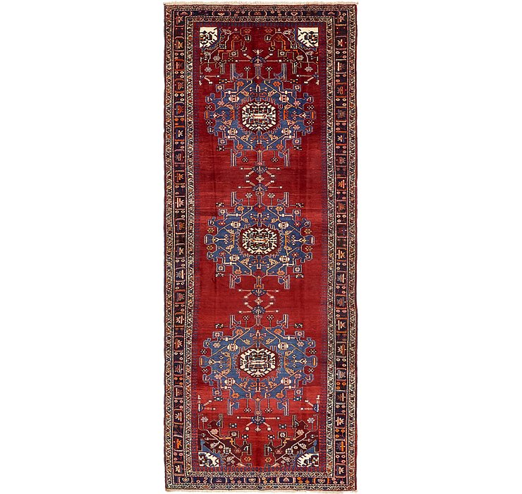 160cm x 405cm Tafresh Persian Runner ...