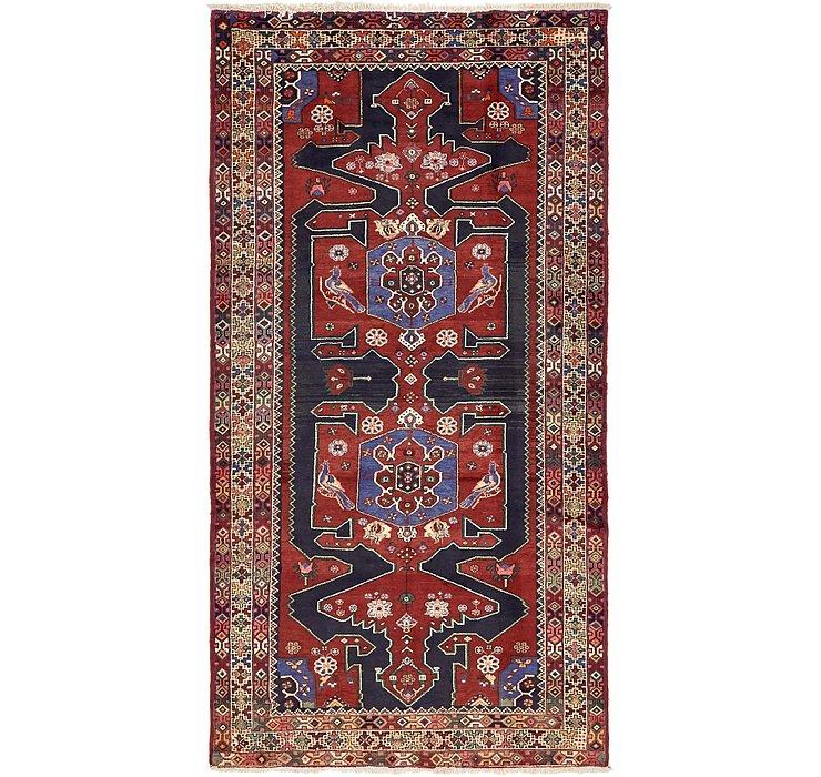 5' 1 x 9' 6 Zanjan Persian Rug