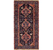 Link to 4' 6 x 9' 2 Zanjan Persian Runner Rug