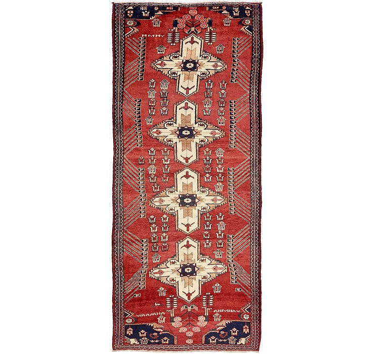 5' x 12' 11 Saveh Persian Runner Rug