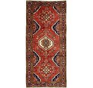 Link to 147cm x 323cm Meshkin Persian Runner Rug
