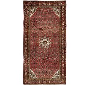 Link to 5' 5 x 10' 7 Hossainabad Persian Runner Rug