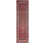 Link to 3' 10 x 12' 11 Hossainabad Persian Runner Rug