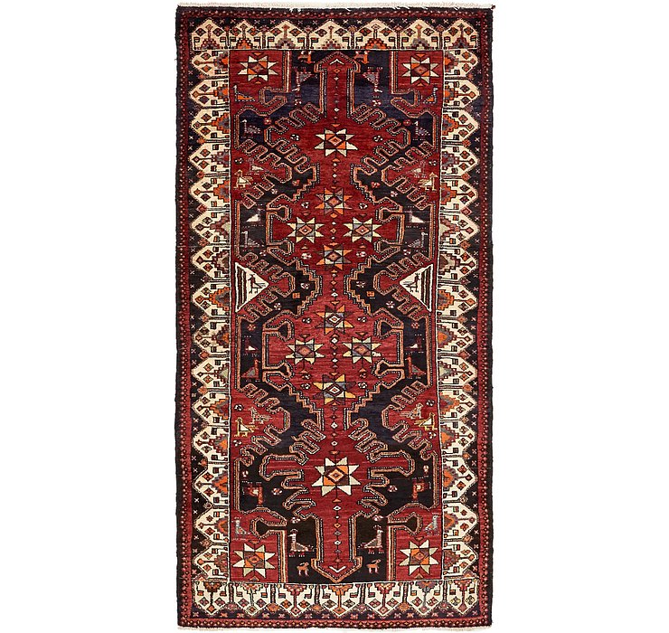 4' 3 x 8' 10 Malayer Persian Runner ...