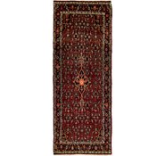 Link to 4' 8 x 11' 9 Hamedan Persian Runner Rug