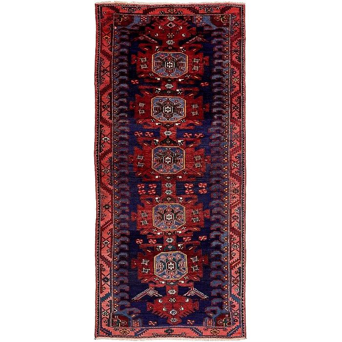 4' 4 x 9' 10 Saveh Persian Runner Rug