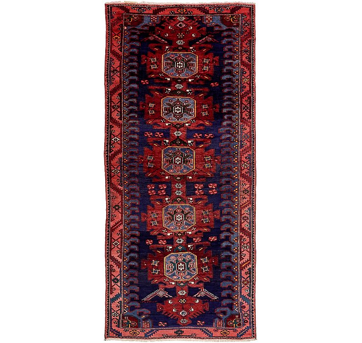 4' 4 x 9' 10 Saveh Persian Runner Rug