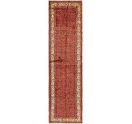 Link to 3' 2 x 12' Farahan Persian Runner Rug