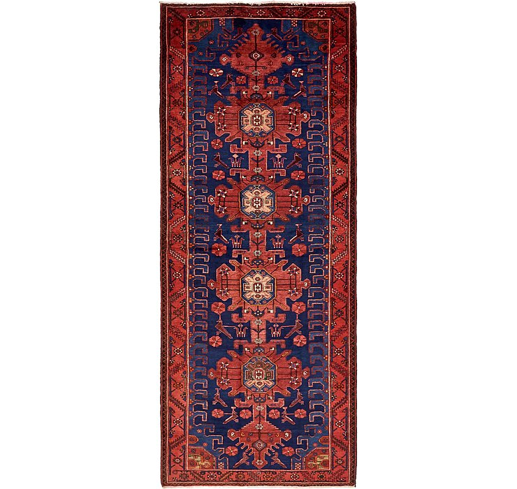 5' 4 x 12' 8 Saveh Persian Runner Rug