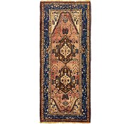 Link to 4' 5 x 10' 2 Hamedan Persian Runner Rug
