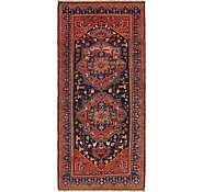 Link to 4' 3 x 9' 9 Zanjan Persian Runner Rug