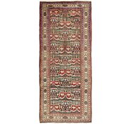 Link to 4' 4 x 9' 10 Ardabil Persian Runner Rug