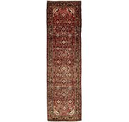 Link to 3' 7 x 12' 8 Hossainabad Persian Runner Rug