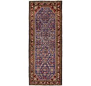Link to 3' 9 x 9' 6 Hossainabad Persian Runner Rug