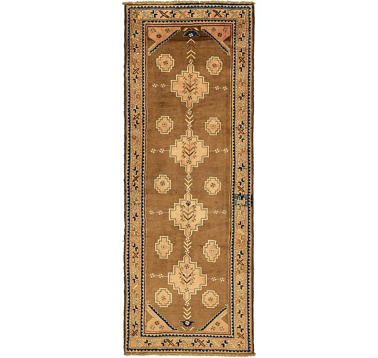 3' 5 x 9' 5 Saveh Persian Runner Rug
