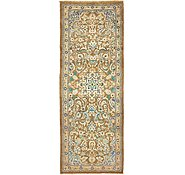 Link to 3' 5 x 9' 5 Farahan Persian Runner Rug
