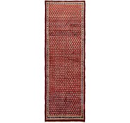 Link to 3' 6 x 10' 6 Farahan Persian Runner Rug