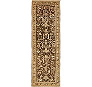 Link to 3' 6 x 10' 6 Hamedan Persian Runner Rug
