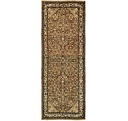 Link to 3' 11 x 10' 5 Hossainabad Persian Runner Rug