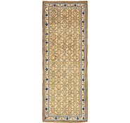 Link to 3' 8 x 9' 9 Farahan Persian Runner Rug
