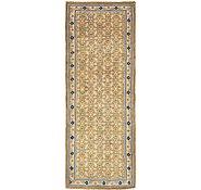 Link to 3' 8 x 9' 9 Farahan Persian Runner Rug