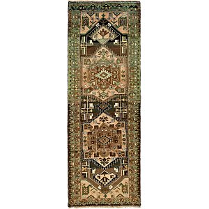 3 7 X 10 Saveh Persian Runner Rug